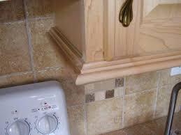 Cabinet Door Trim Kitchen Cabinet Bottom Molding Top Attractive Cupboard