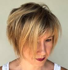 short cut tri color hair top 40 hottest very short hairstyles for women