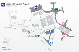 Boston Parking Map by Logan Airport Car U0026 Limo Service Bcc Limos