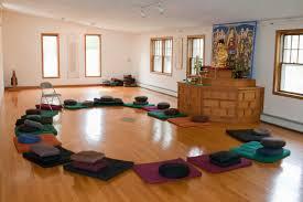 beautiful meditation room colors with minimalist decorating ideas