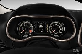 2016 jeep cherokee sport black on black 2015 jeep cherokee gauges interior photo automotive com