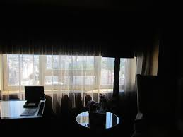Makeshift Blackout Curtains Blackout Blinds At Hotels Why Are They So Rare One Mile At A