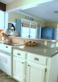 Kitchen Cabinet Makeover Annie Sloan Chalk Paint Artsy Chicks - White chalk paint kitchen cabinets