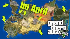 Gta World Map Mega Dlc Kommt Schon Im April Neue Map U0026 Mehr Gta 5 Online