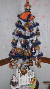 halloween tree decorating ideas 26 best annalee collectors displays and decorating ideas images on