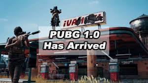 pubg new update pubg launches version 1 0 find out what s new gigamax games