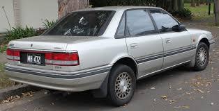 sedan mazda file 1991 mazda 626 gd series 2 2 2i sedan 22692758139 jpg