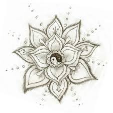 awesome drawings of flower free download flowers drawing