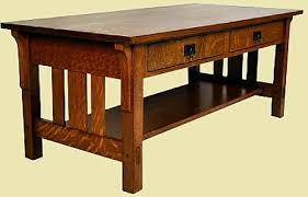 craftsman style coffee table great coffee tables ideas craftsman table popular limited about