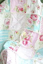 Roses Crib Bedding Baby Blankets Pink Baby Blanket Hello Crib Collection