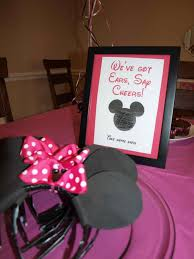 minnie mouse baby shower favors minnie mouse baby shower ideas for barberryfieldcom