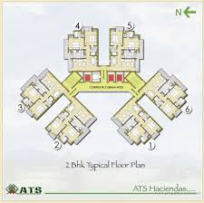 ats haciendas indirapuram ghaziabad residential project