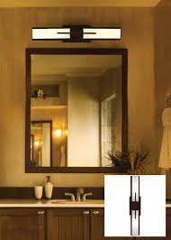Modern Bathroom Light Fixtures Best Vanity Lighting For Makeup Style Guru Fashion Glitz