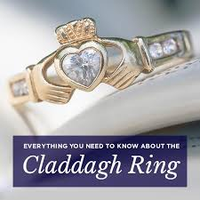 claddagh ring story everything you need to about the claddagh ring mountz jewelers