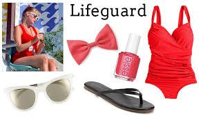 Lifeguard Halloween Costumes Hocus Pocus Minute Halloween Costume Ideas Lauren Conrad