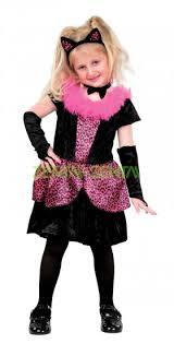 Kitten Halloween Costume Pink Cute Kitten Halloween Costume Kid Zz513659 24 00