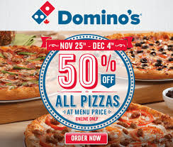best online deals black friday canada domino u0027s pizza canada black friday deal save 50 off all pizzas
