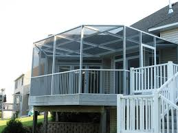 Patio Enclosure Kit by Deck Enclosures Kits Deck Design And Ideas