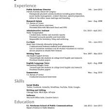 high resume sle for college job resume exles for highschooldents sle with little