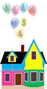 Home Clipart Disney Up House Clipart Clipartxtras