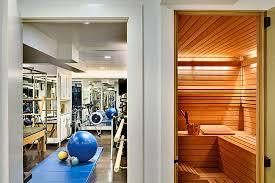 basement gym renovations