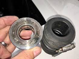 glide bearings dripless shaft seal engine transmission