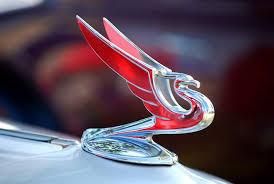 unique impressive ornaments on car hoods