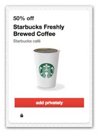 target black friday ad front royal va 50 off fresh brewed coffee at target starbucks cafe the krazy