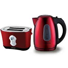 Morphy Richards 2 Slice Toaster Red Cheap Red Kettle Toaster Find Red Kettle Toaster Deals On Line At