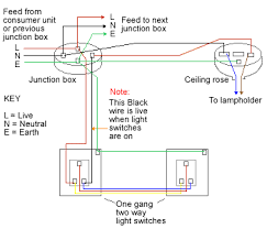 two way light switch method 2