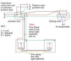 2 switch light wiring way light switch method 2