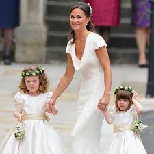 flower girl wedding royal wedding flower girl dresses popsugar