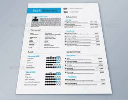 Resume Templates Design Indesign Resume Template Cvs Pinterest