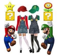 Mario Luigi Halloween Costumes Mario Luigi Costumes Tutorial Stuff