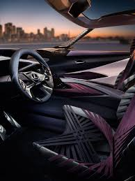 lexus ux concept interior lexus ux concept crossover automais