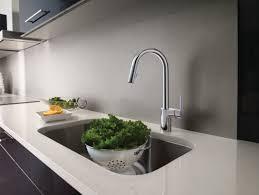 Touch2o Kitchen Faucet by Moen Align Single Handle Kitchen Faucet U0026 Reviews Wayfair