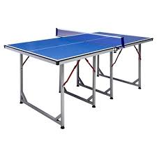 franklin sports quikset table tennis table hathaway reflex mid sized 6 feet table tennis table target