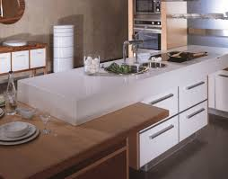 kitchen fascinating white illuminated kitchen cabinet with quartz