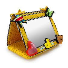 baby crib lights toys smile baby 2 in 1 crib floor mirror