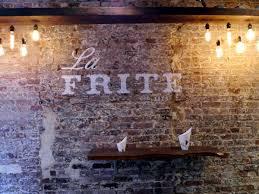 bricks restaurant interior design bricks reclaimed wood lighting