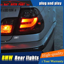 2004 bmw 330i tail lights car styling accessories for bmw e46 rear lights 2001 2004 led