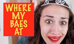 Challenge Miranda Sings Where My Baes At Original Song By Miranda Sings