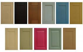 palette de couleur pour cuisine different color kitchen cabinets renovation cuisine armoire portes