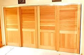 Closet Doors Barn Style 6 Panel Sliding Closet Doors Zipusin Co