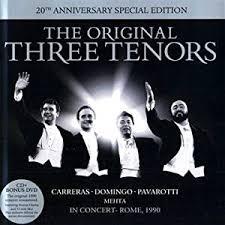 the three tenors 20th anniversary edition co uk
