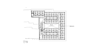 typical hotel floor plan shared space 14sqm bedrooms sheppard robson u0027s hotel for