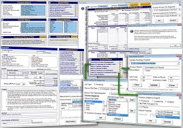 Customer Management Excel Template Excel Invoicing Template