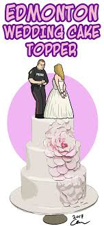 wedding cake edmonton edmonton wedding cake topper edmonton