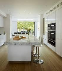 Open Plan Kitchen Living Room Ideas Uk Open Plan Living Der Kern By Miele