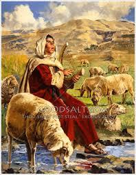 And His Sheep